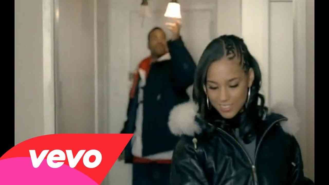 Alicia Keys - If I Ain't Got You - YouTube