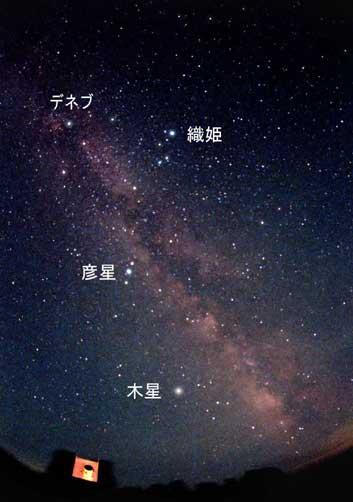 北海道の天の川がスゴイ!
