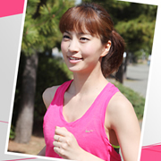 安田美沙子インタビュー[走ることで、元気になれる!]|eoスポーツ