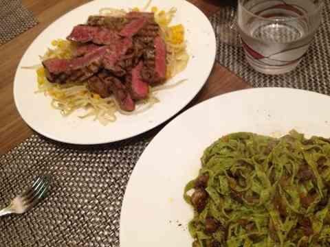 保田圭のために夫の小崎陽一さんが作った料理がスゴイ