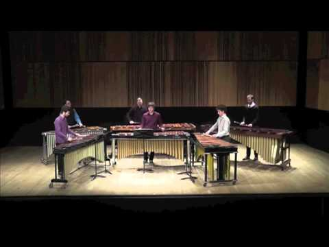 Six Marimbas - Steve Reich - YouTube