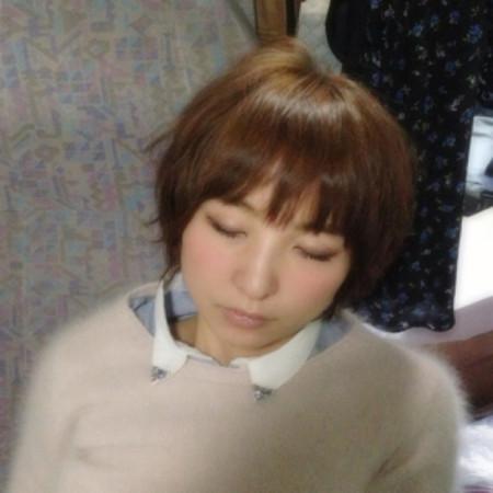 重圧から解放? AKB48篠田麻里子の貴重な居眠り姿が天使すぎる!