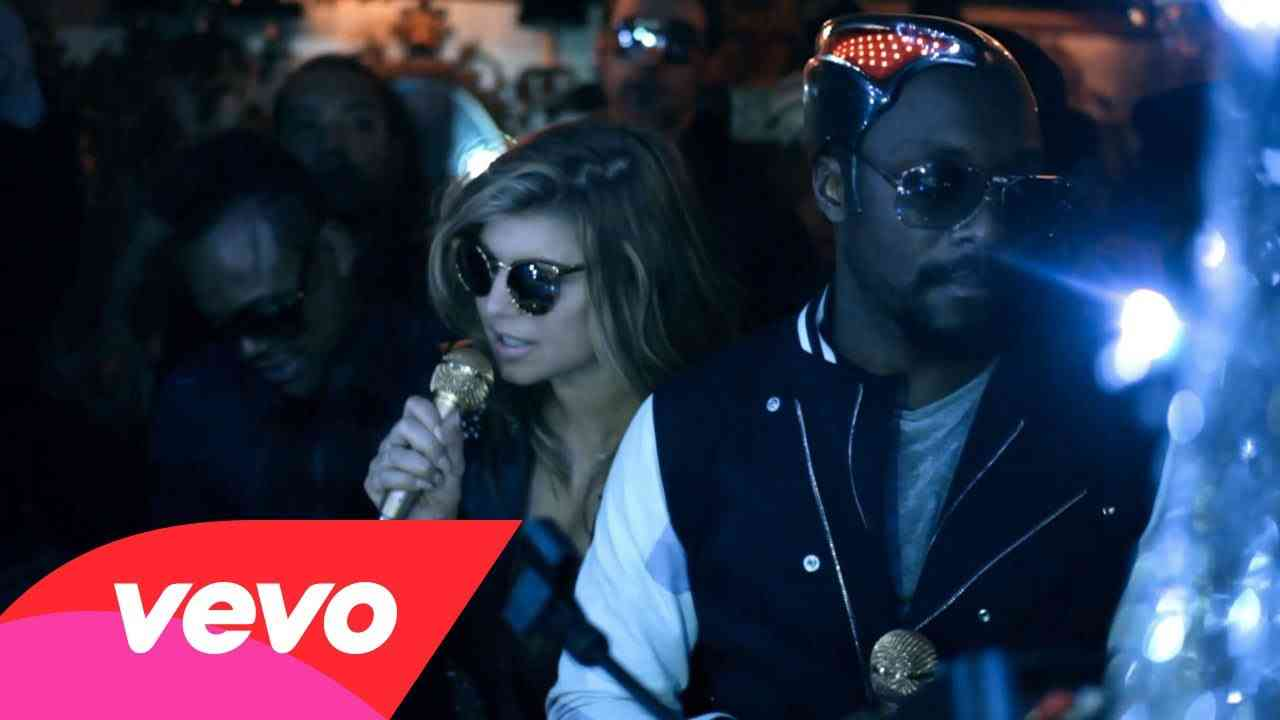 The Black Eyed Peas - Just Can't Get Enough - YouTube