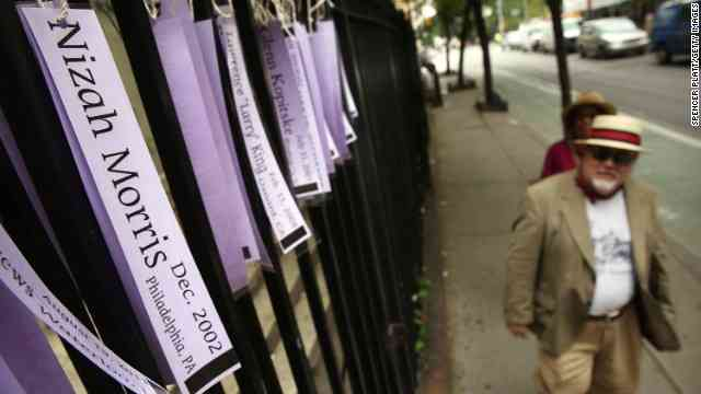 CNN.co.jp : 米NYで同性愛憎悪の犯罪が70%超の増加、市警が監視強化