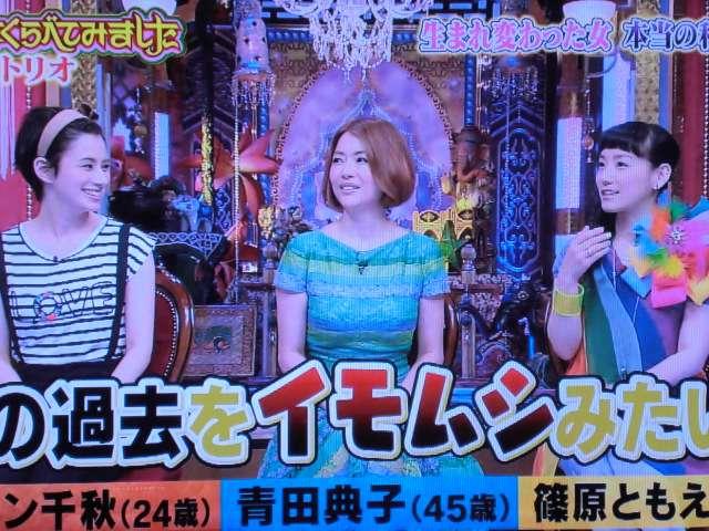 番組で明らかになった、玉置浩二と青田典子の