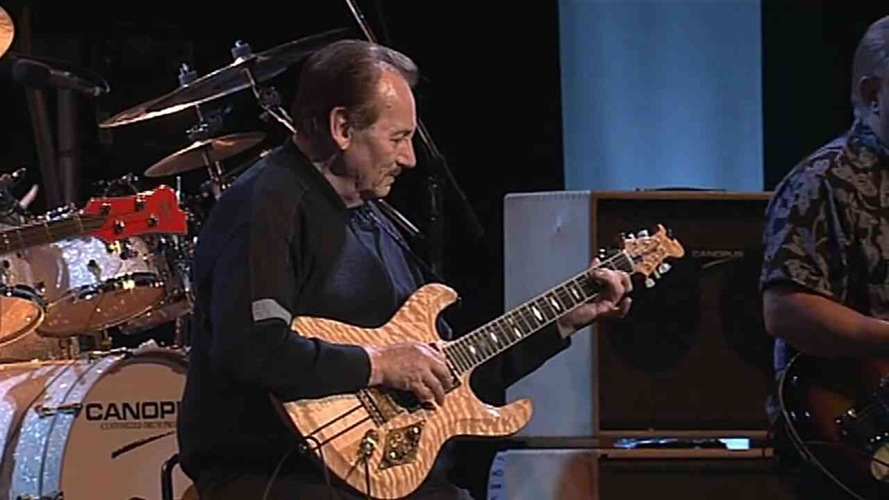 THE VENTURES - 45th Anniversary Live [1/9] - YouTube