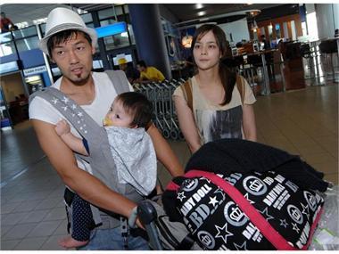 """加藤ローサ、第2子妊娠…ポーランド現地メディアは美貌に注目、松井大輔のチームメイトの妻と""""競争"""""""