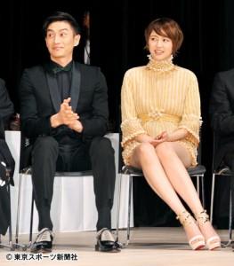 長澤まさみニンマリ「うちの嫁」 | 東スポWeb – 東京スポーツ新聞社