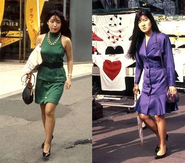 「バブル時代」のファッションが若者の間で再ブーム!流行は繰り返すってことか…