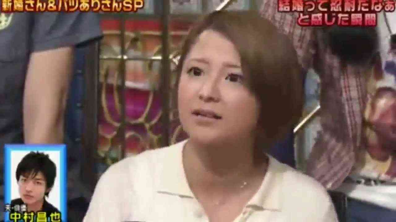 矢口真里さん、新婚のメロメロおのろけ - YouTube
