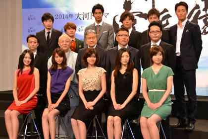松坂桃李、岡田准一の息子役で大河初出演! - シネマトゥデイ