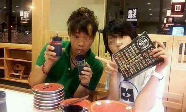 【客テロ】はま寿司でも「醤油チュッチュ」事件発生!爆速で醤油取り換え完了|| ^^ |秒刊SUNDAY