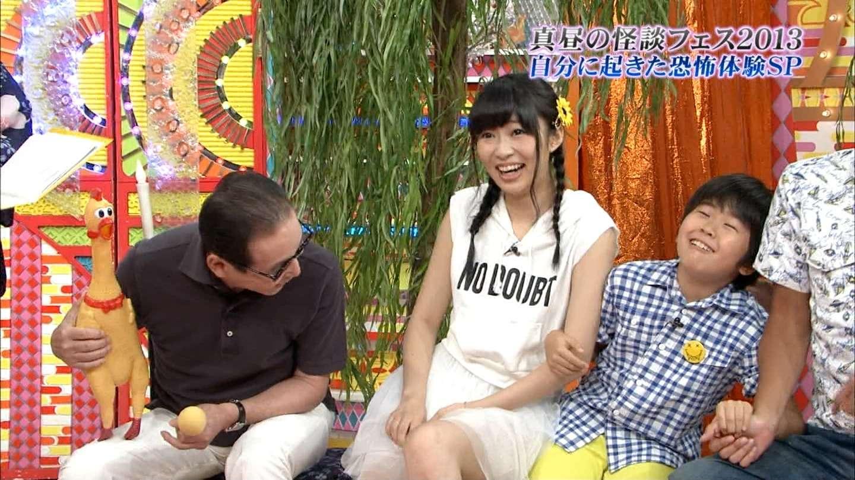 HKT48指原莉乃(20)と鈴木福くん(9)が手を繋ぎ体を密着させる→ファンから嫉妬の声