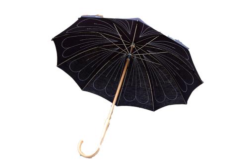 女性の日傘が目に刺さって男性が失明!←女ダッシュで逃亡。日傘被害が相次ぐ