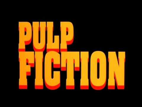 Pulp Fiction - Soundtrack - Track 4 -  Misirlou - YouTube