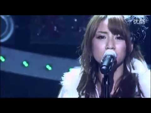 AKB48 ax2011 Bird 生歌現場錄音版) 篠田麻里子 高橋みなみ(高桥南) 宫泽佐江 - YouTube