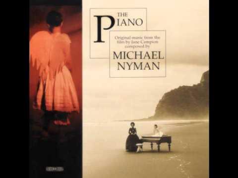 Michael Nyman 「ピアノ・レッスン」 - YouTube