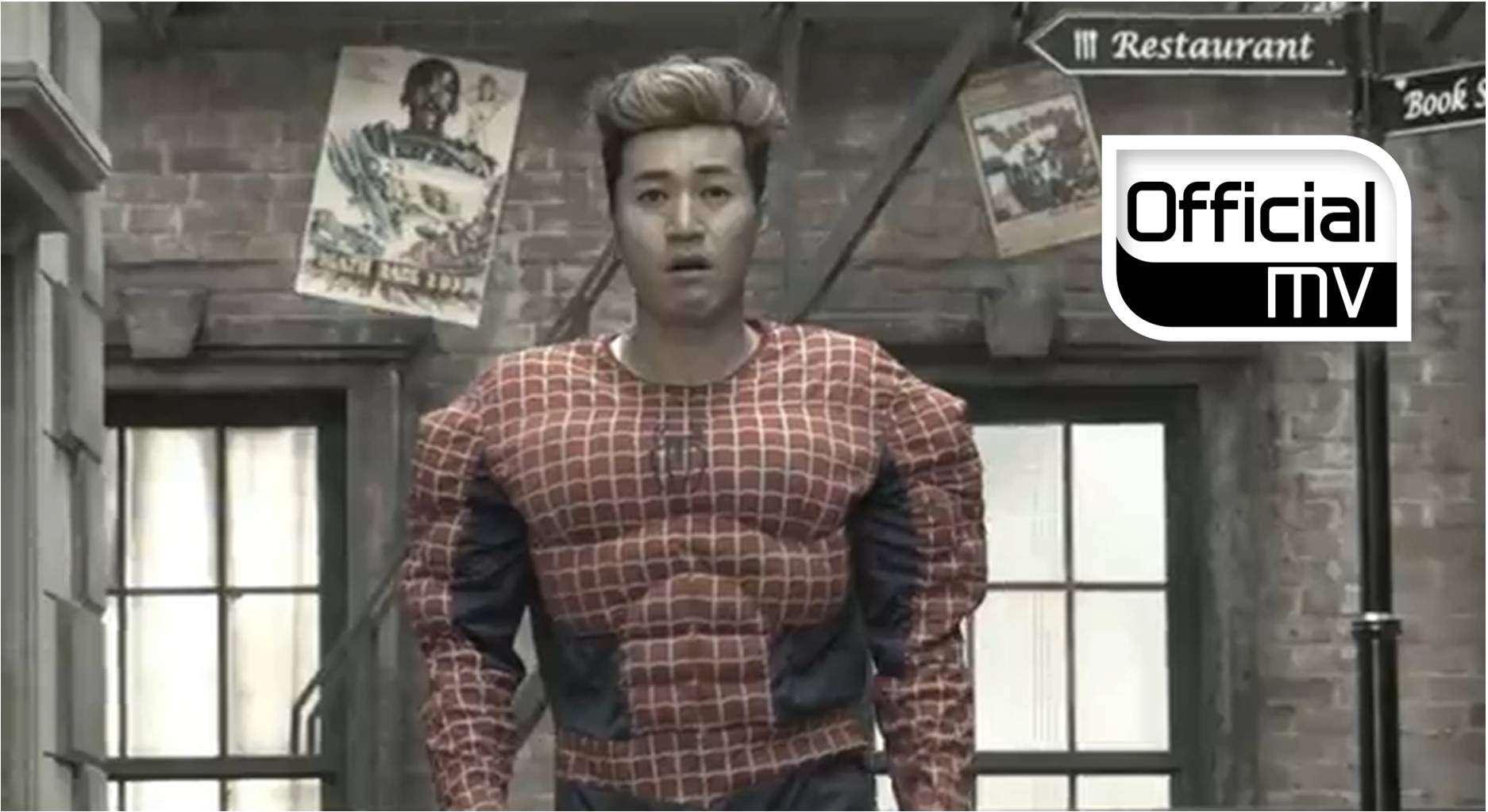 [MV] KOYOTE(코요태) _ Hollywood(할리우드) (Jung junha Ver.)(정준하 ver.) - YouTube