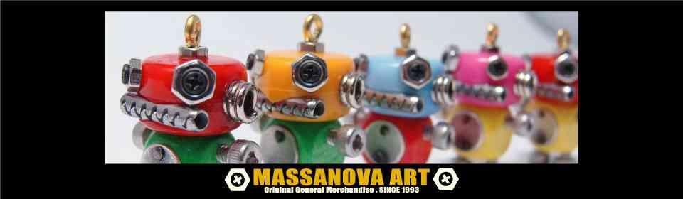マサノヴァ・アートへようこそ! - 電子部品の芸術「マサノヴァ・アート」