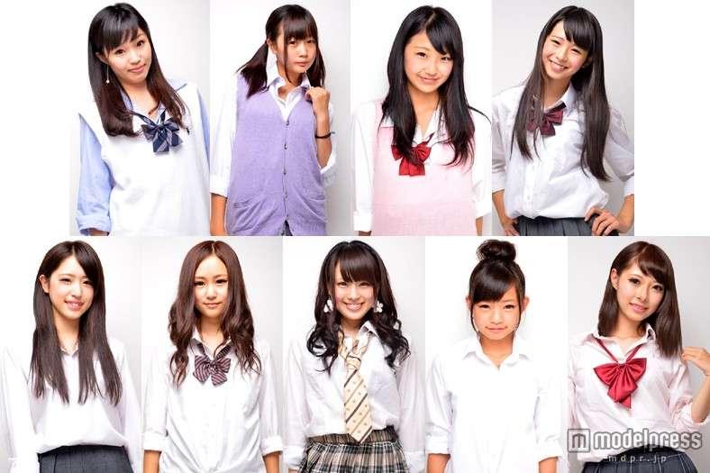 「黒髪版・関東一可愛い女子高生」を決めるミスコンのファイナリストが決定したぞ!