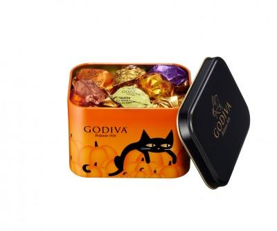 ゴディバからハロウィン限定黒猫キティが発売決定