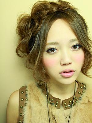 細毛or薄毛さんのヘアアレンジ