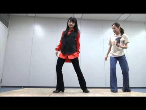 鞘師里保 タップダンスに挑戦 - YouTube
