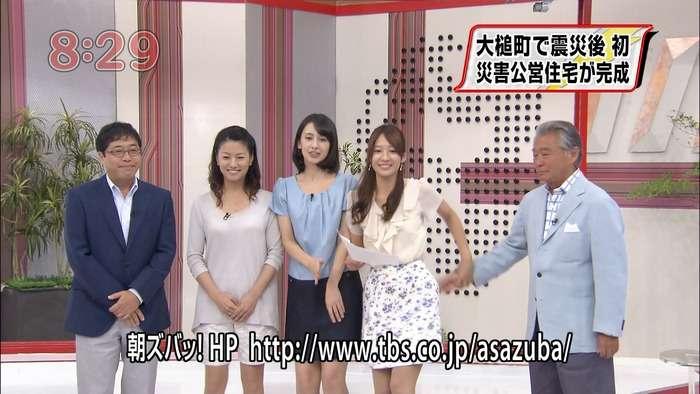 みのもんた、TBS「朝ズバッ!」生放送中に女子アナの尻を触り公開セクハラ!