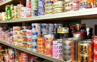 「サバ缶」が売れすぎてスーパーマーケットで品薄・売り切れ TVのダイエット特集で買い物客が殺到!!