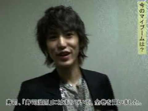 Avex JAPAN - Super Junior Kyuhyun Special 3 [Sorry, Sorry] - YouTube