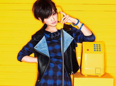 剛力彩芽、デビューシングルがレコチョク&着うた週間ランキングでダブル1位に!