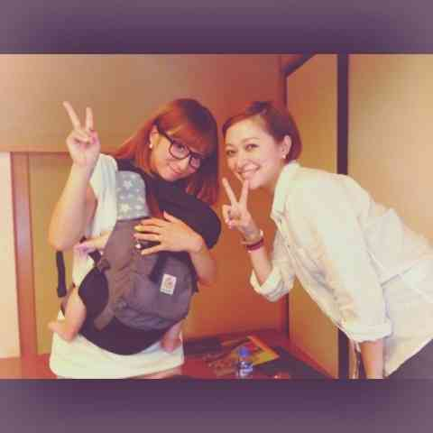 元モーニング娘。辻希美、中澤裕子、飯田圭織が子連れでランチ会