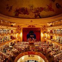まるでハリーポッターの世界!?「世界で二番目に美しい書店」が美しすぎる! - NAVER まとめ