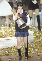 【AKB48じゃんけん大会】松井珠理奈が優勝!選抜初センターに