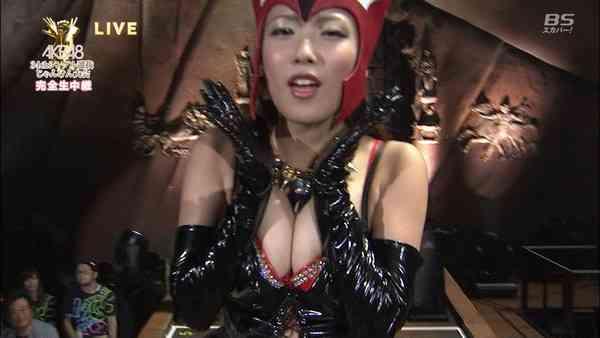 フジテレビ じゃんけん大会放送で大失態 地上波でSKE48佐藤聖羅のドロンジョ姿流れなかった!