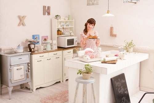小倉優子キッチン