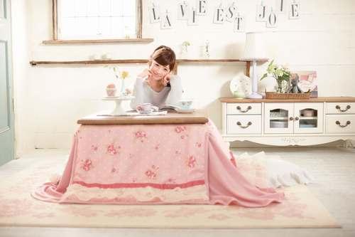 小倉優子が家具をプロデュース!