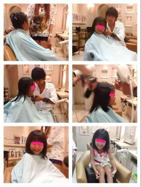 辻希美、子供の散髪で5000円もする美容院へ連れていき非難殺到