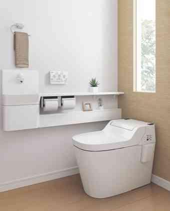 トイレ掃除の頻度