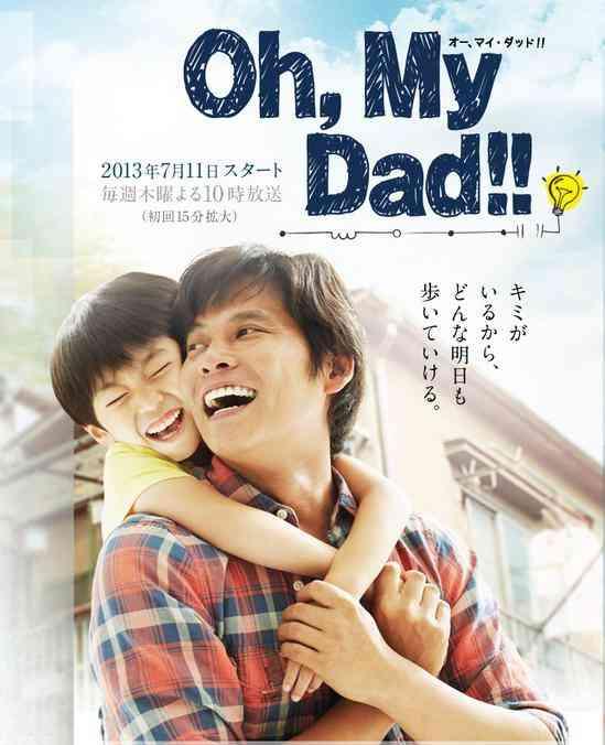 ドラマ『Oh,My Dad!!』の不調で「織田裕二」がタレント生命のピンチ