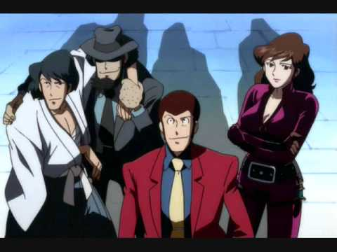 Lupin the Third - YouTube