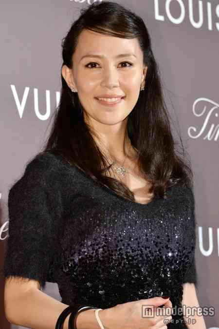 永作博美(42歳)、第2子出産後初公の場に登場「無事に出産できました」