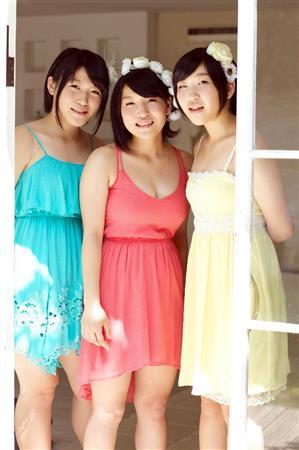 ビッグダディ3人娘のグラビア挑戦、美奈子「正直反対だった」