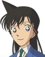 「名探偵コナン」の蘭の髪型を再現してみたら、とんでもないことになった件