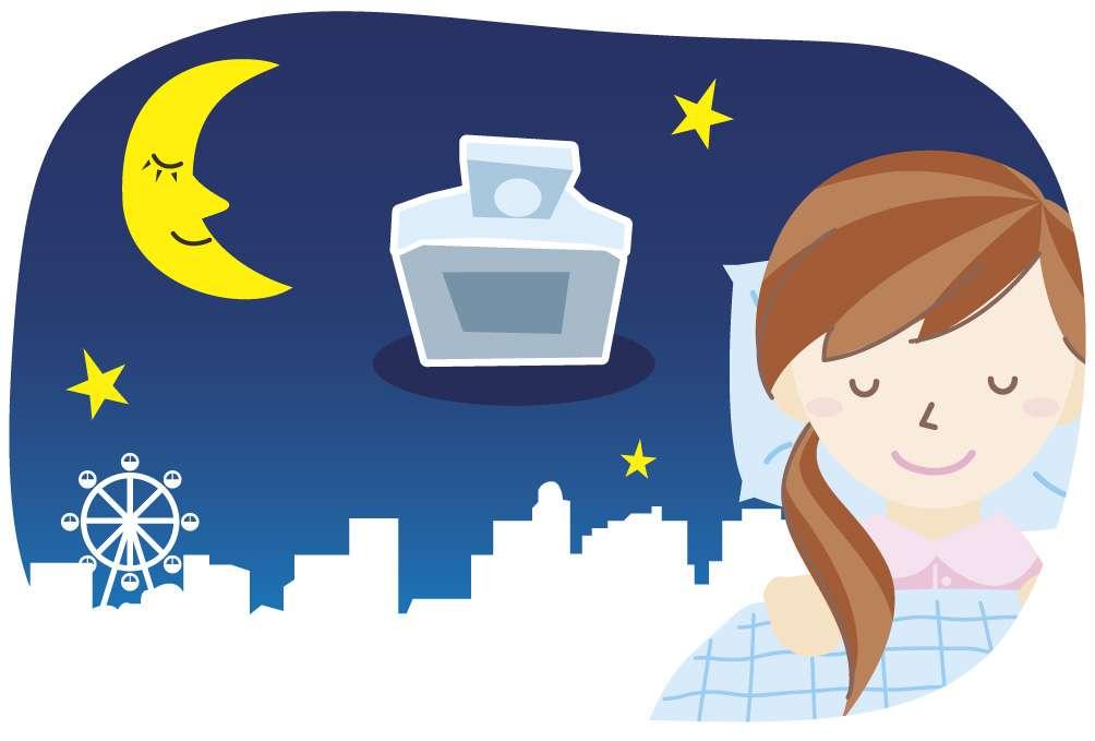 癌のリスクを抑える「睡眠」環境
