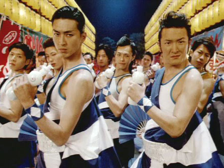佐川男子の次はコレ?上半身裸の「フィットネス男子」カレンダー発売