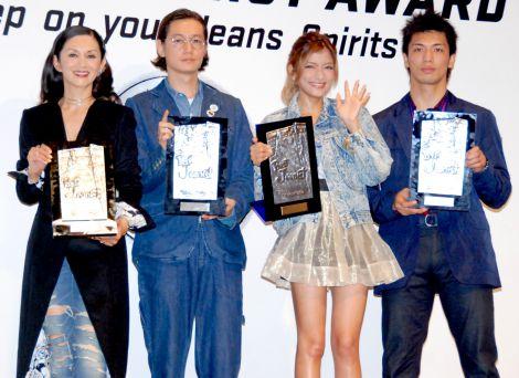 『ベストジーニスト賞』嵐・相葉&メイサが共に2年連続受賞 来年からルール変更へ |eltha
