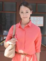 清楚に黒髪 沢尻エリカ 1年半ぶりドラマで「いい子キャラ」に (スポニチアネックス) - Yahoo!ニュース