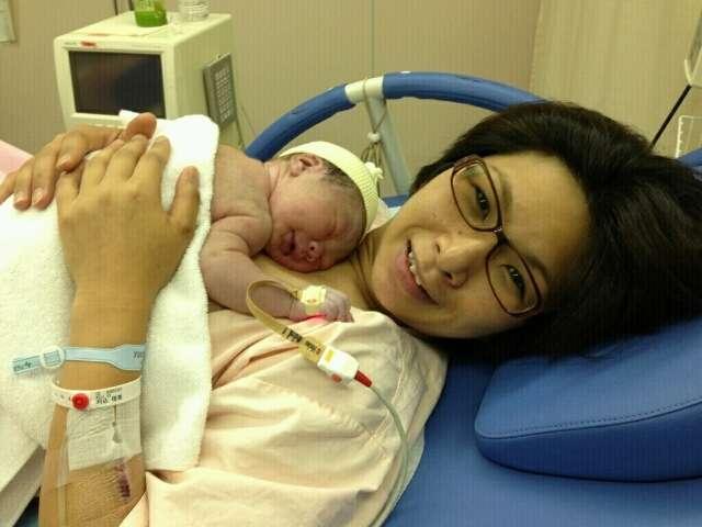 くわばたりえ、第2子男児出産!母子共に健康「頑張り過ぎない事を 頑張りたいと思います」