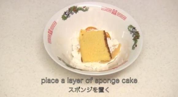 """本物そっくりの""""ラーメンケーキ""""に全世界が驚愕!「ラーメンにしか見えない!」"""